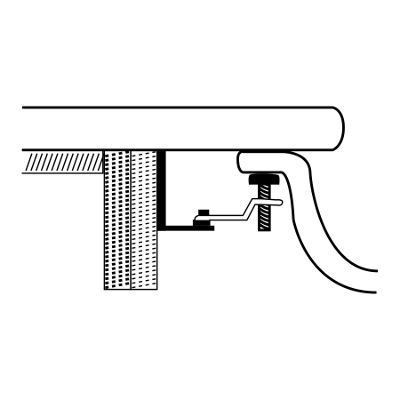 Accessories for Washbasin Fixing