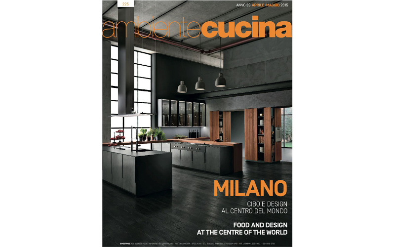 Euro Orvel and Scilm - Ambiente Cucina 225 - April-May - 2015